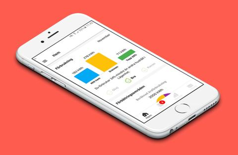 Karlstads Energi och Greenely lanserar ny app