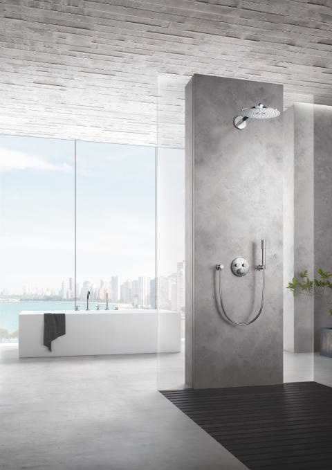 GROHE SmartControl Concealed Chrom