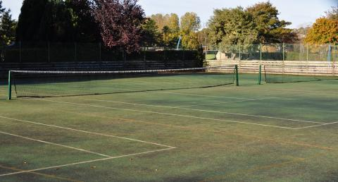 Rent free lease approved for Cooper Park tennis courts