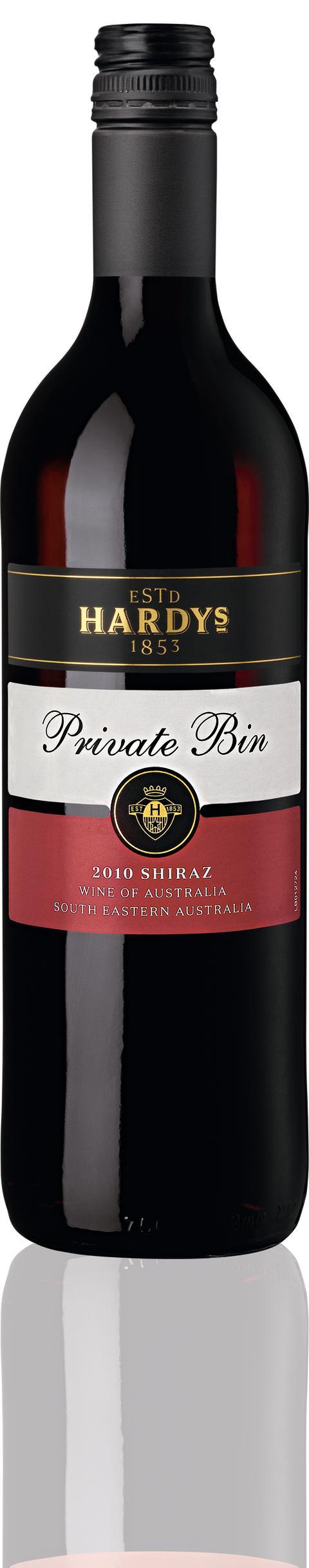 Hardy Private Bin Shiraz