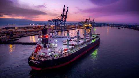 Dampskibsselskabet NORDEN A/S investerar i anläggningar för rengöring av ballastvatten från A/S Christian Berner