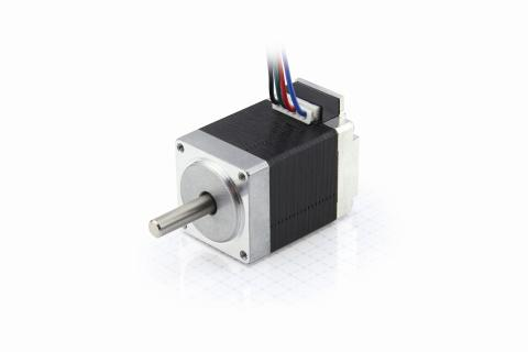 Small stepper motor with high power