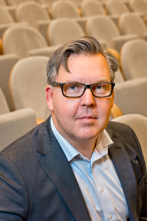 Krister Dackland, CIO