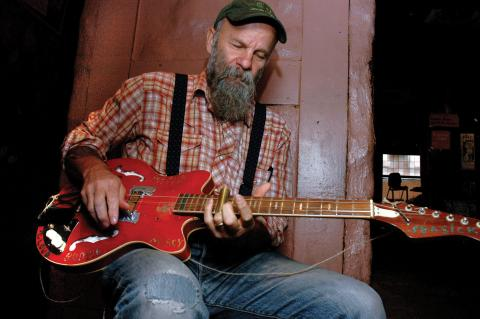 Seasick Steve press 1
