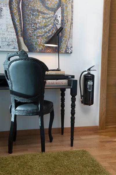 Designade brandsläckare ökar brandsäkerheten i svenska hem