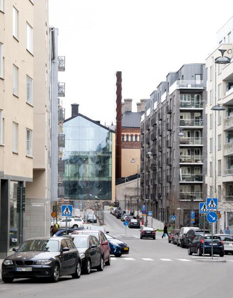 Kulturhistoriskt bryggeri i Hornsberg