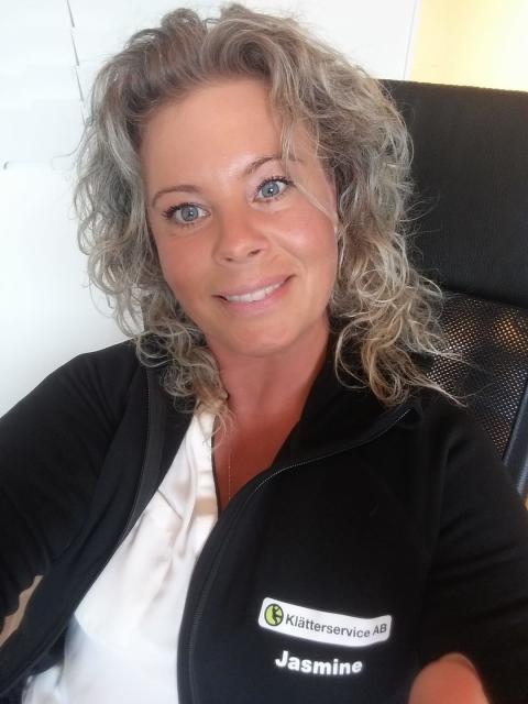 Jasmine Lindkvist, platschef Malmö