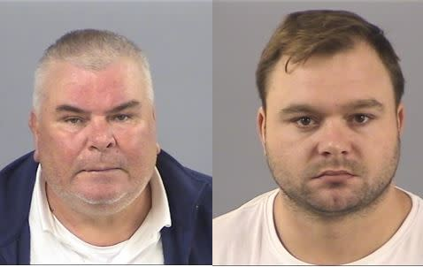 Father and son jailed for defrauding elderly woman out of nearly £40,000