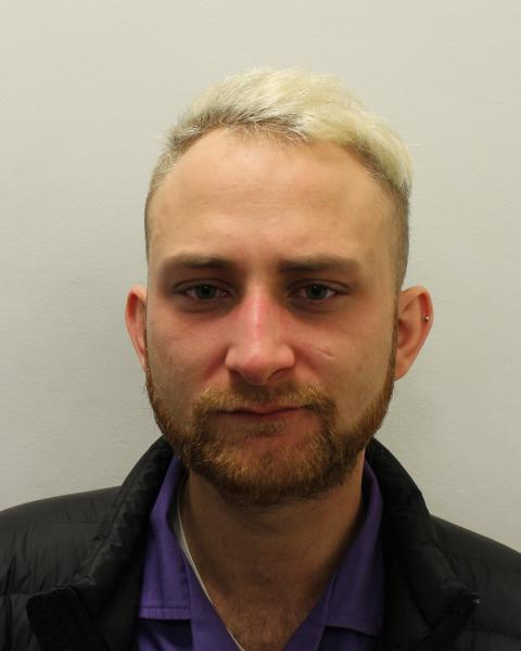 A man has been jailed for blackmail after he met victims on dating app