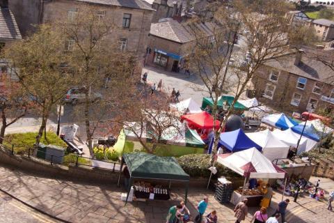 Bury Council seeks operator for artisan markets.