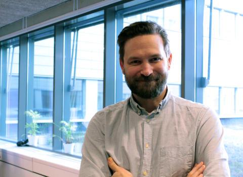 Rasmus Linge ny vd för CS Logistics
