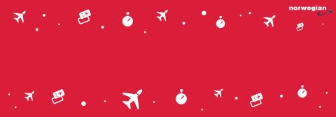 24 horas de ofertas: Norwegian ofrece hoy descuentos de hasta 20 % para todos sus vuelos de cabotaje