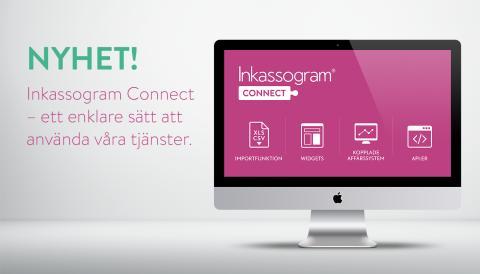Inkassogram Connect – En digital verktygslåda för kravhantering