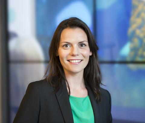 Kommunikasjonsdirektør Vibeke Hansen