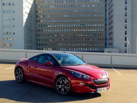 Peugeot RCZ R_front_sv
