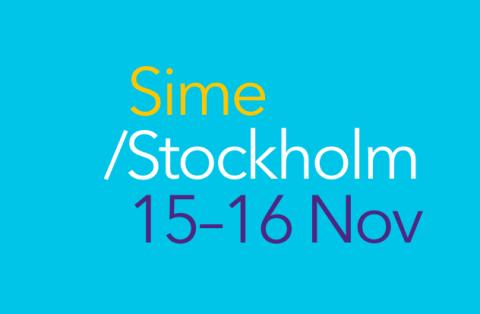 Sime Stockholm 2016 - Pressackreditering