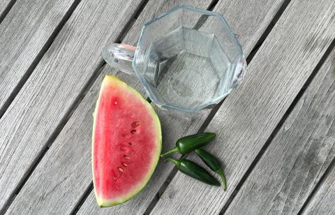Drick kranvatten!