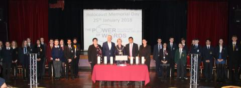 Keeping the memory of the Holocaust alive