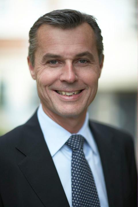 Crister Fritzson ny vd och koncernchef på SJ