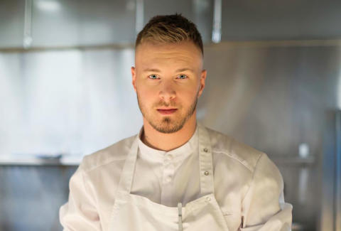 Christian Gustafsson, ny Creative Chef på Noot Nordik Kitchen.