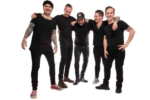 Bandet Ellington släpper 90-tals osande singel från kommande EP
