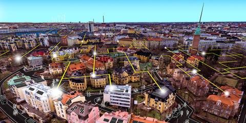 EU-projektissa etsittiin uusia keinoja energiahankkeiden vaikutusten arviointiin rakennetussa ympäristössä – Aalto-yliopiston professori näkee kaupungeissa ennen kaikkea mahdollisuuksia