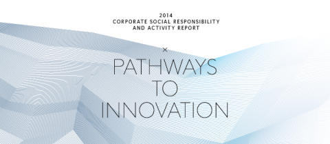 Corporate Social Responsibility and Activity Report 2014