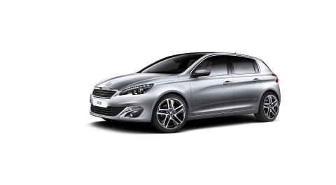 Nya Peugeot 308 - en innovativ kombi