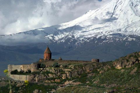 Resa genom det historiska Kaukasus  Föredrag I råsilkets spår