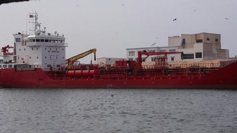 Trots EU-dom – Fartyg med fiskolja från Västsahara går i hamn i Frankrike