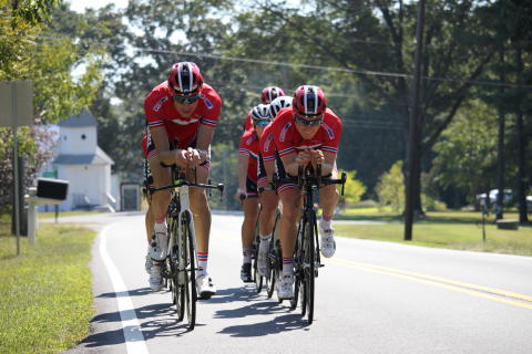 Presseinformasjon rundt sykkel-VM i Richmond