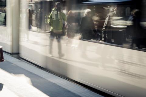 Problemer i T-banetrafikken