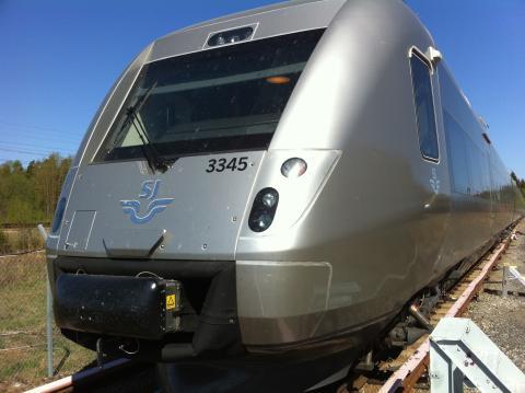 Svenska folket: Tåget en av de viktigaste innovationerna