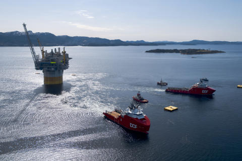 DOF, KONGSBERG, SINTEF Ocean and NORCE join forces to deliver 'Intelligent Efficiency' for offshore operations