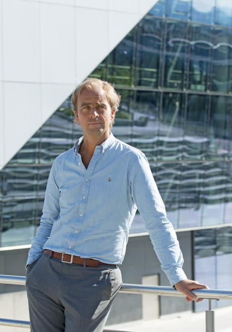 Jan Holm, Managing Director of Lyse Smart