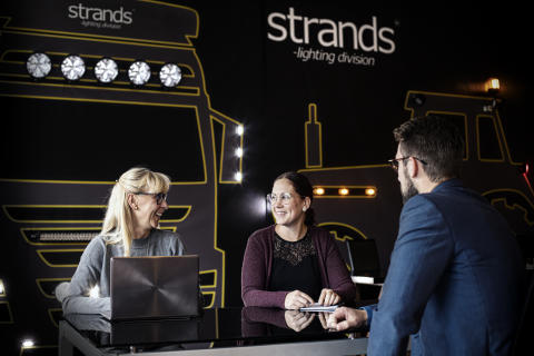 Strands Group AB