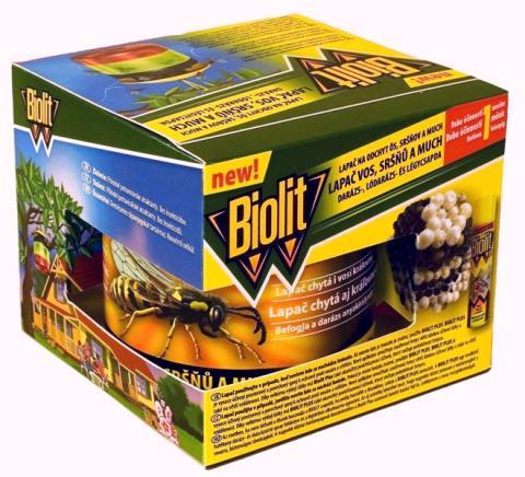 Nya produkter mot Getingar, kvalster, fästingar och mygg når den Svenska marknaden.