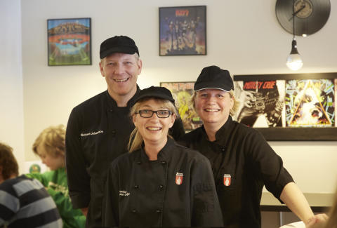 Eriksdalskolan i Skövde - Arla Guldko 2013_1