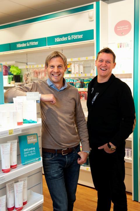 Apoteksgruppen öppnar nytt på Arlanda