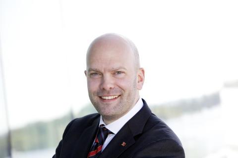 """Stenas Rickard Ternblom satser på ny vekst for Saga """"en båt for folket"""""""
