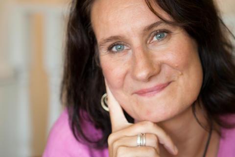 Stadsbiblioteket i Malmö: En timme med… Helena Thorfinn