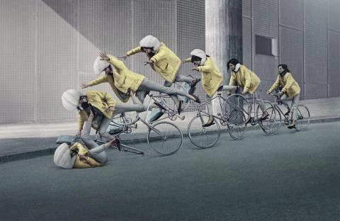 Nyt dansk-svensk samarbejde skal få flere cyklister til at beskytte hovedet