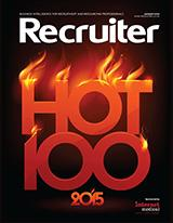 Finegreen named in Recruiter Magazine's 'Hot 100'