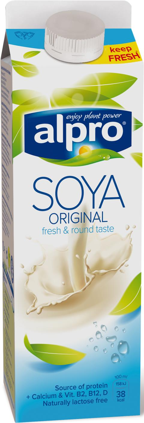 Alpro Soja Original Fresh