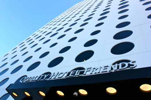 Quality Hotel Friends er kåret til International Hotel of the Year.