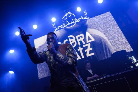 Zebra Katz @ SonarDome by Red Bull Music Academy