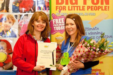 Multi-Award winning franchisor, Sarah Cressall provides free workshop on how to be your own boss.