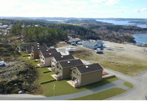 OBOS bygger nytt i fjordnära Sundsstrand
