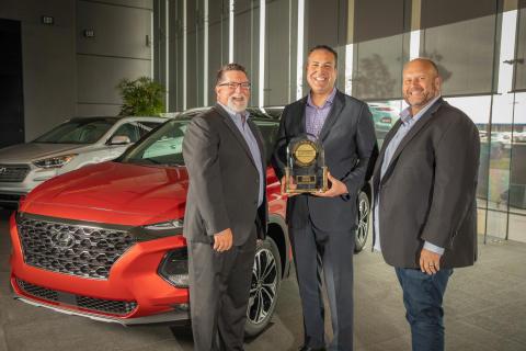 Hyundai i topp hos J.D. Powers mätning om bilars kvalitet.