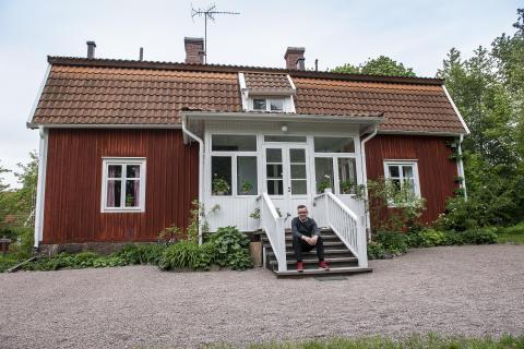 Visit at Astrid Lindgren's Näs
